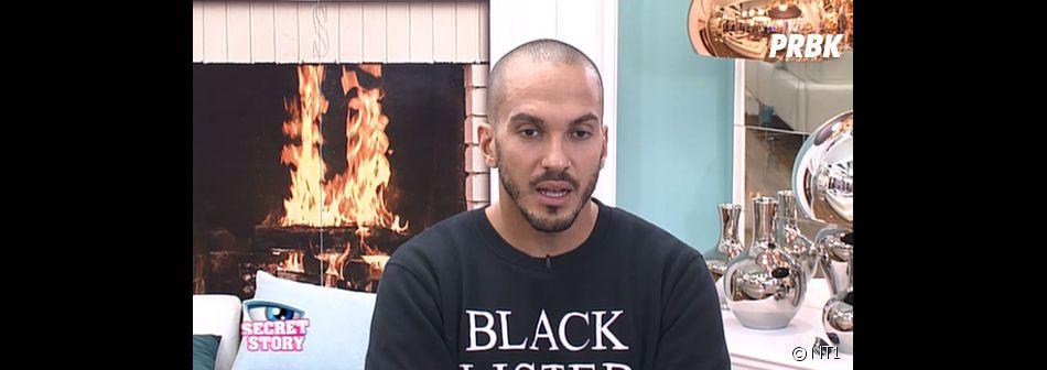 Nicolas (Secret Story 9) dans l'épisode du 21 septembre 2015 sur NT1