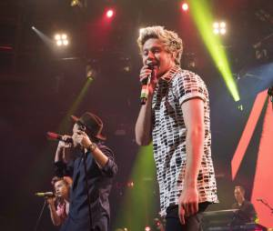 Niall Horan lors de l'Apple Music Festival, le 22 septembre 2015