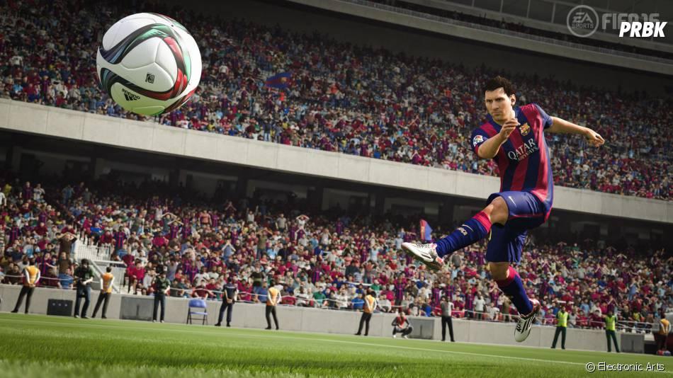 FIFA 16 : des joueurs mieux travaillés