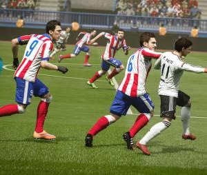 FIFA 16 : une bataille du milieu fascinante