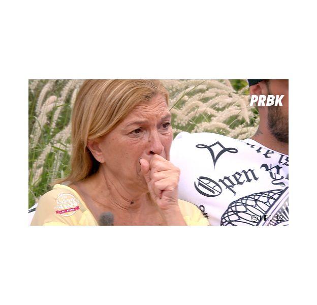Les Vacances des Anges : Linda en larmes à cause d'Amélie Neten