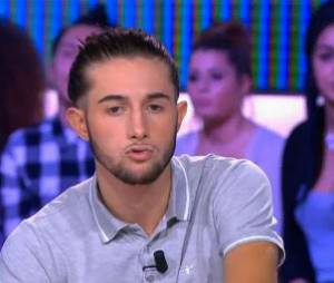Tarek Benattia évoque Nabilla et Thomas Vergara dans Le Mag, le 25 septembre 2015 sur NRJ 12
