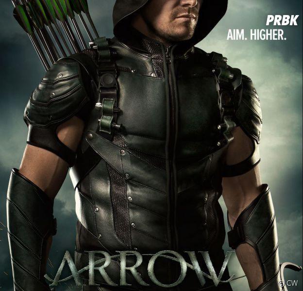 Arrow saison 4 : une nouvelle année placée sous le signe de l'humour