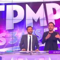 """Cyril Hanouna et Camille Combal dévoilent l'origine du mot """"Fanzouze"""" dans TPMP"""