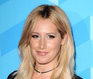 Ashley Tisdale en blonde