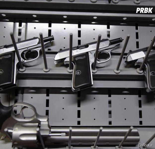 Aux Etats-Unis, ils protestent contre le port d'armes avec... des sextoys