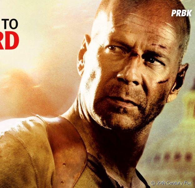 Die Hard : bientôt un 6ème film ? Bruce Willis au casting ?
