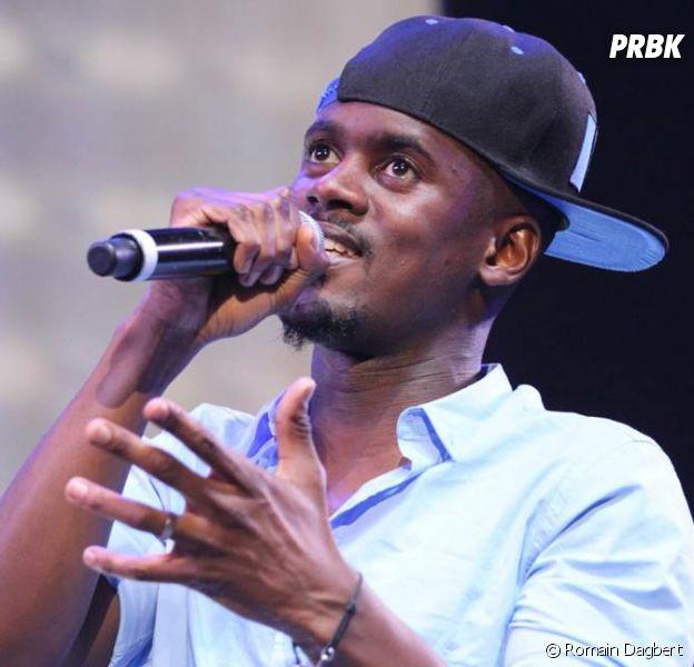 Black M, élu meilleur artiste français et représentant de la France aux MTV EMA 2015