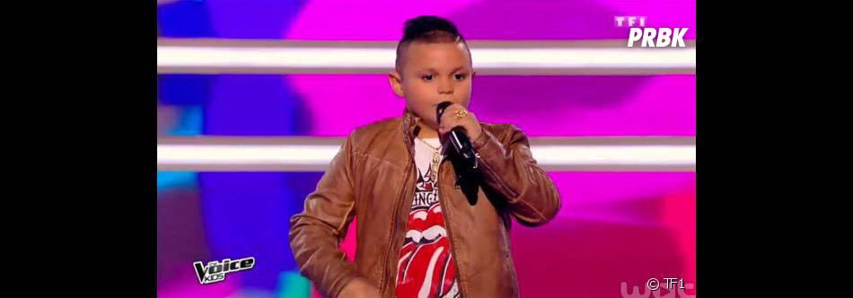Swany (The Voice Kids) parmi les 9 finalistes de la saison 2 sur TF1
