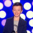 Lisandru (The Voice Kids) parmi les 9 finalistes de la saison 2 sur TF1