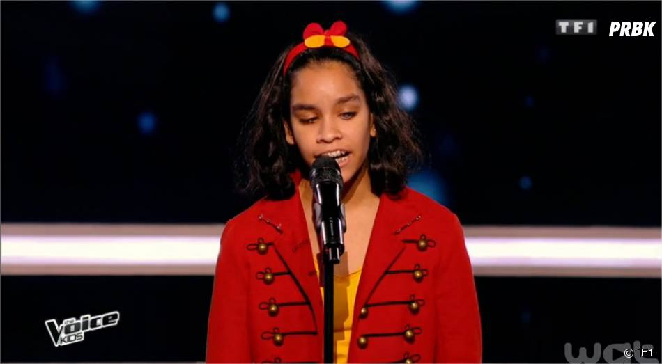 Jane (The Voice Kids) parmi les 9 finalistes de la saison 2 sur TF1