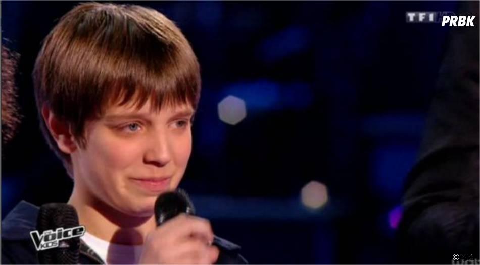 Léo (The Voice Kids) parmi les 9 finalistes de la saison 2 sur TF1