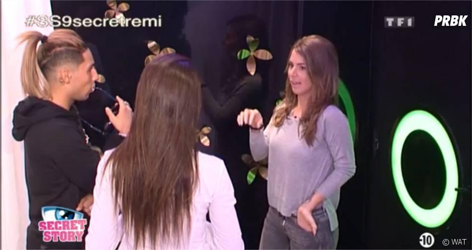 Secret Story 9 : le secret de Rémi bientôt trouvé par Emilie ?