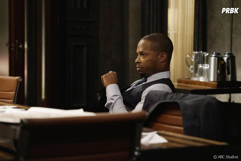 Scandal saison 5, épisode 5 : Marcus (Cornelius Smith Jr) sur une photo