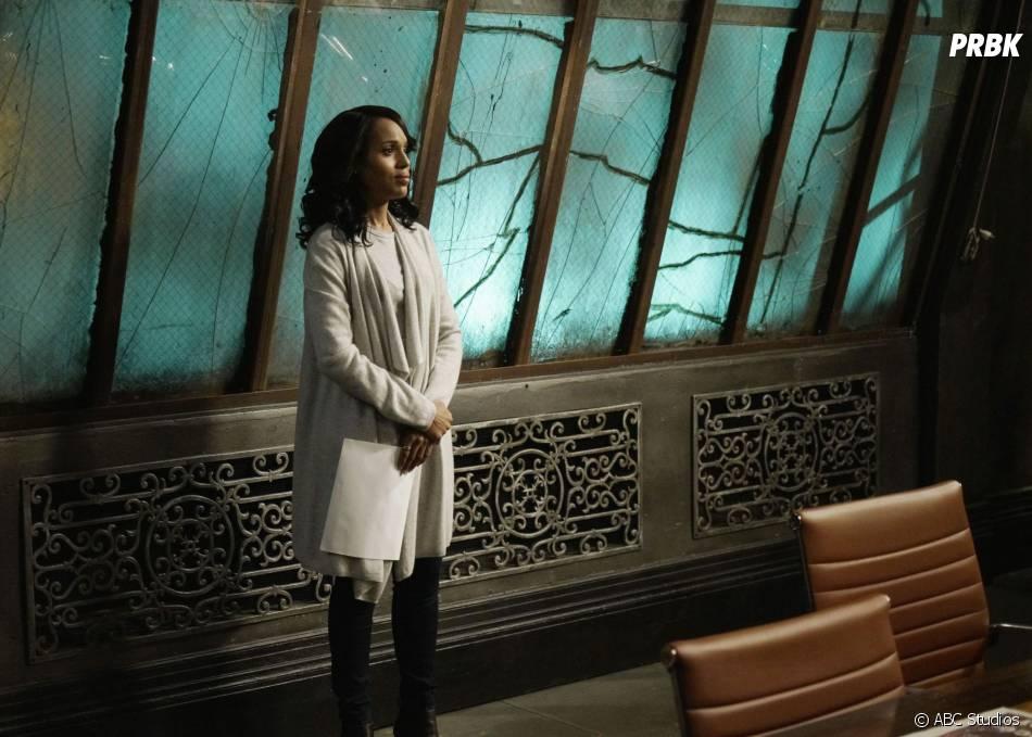 Scandal saison 5, épisode 5 : Kerry Washington (Olivia) sur une photo