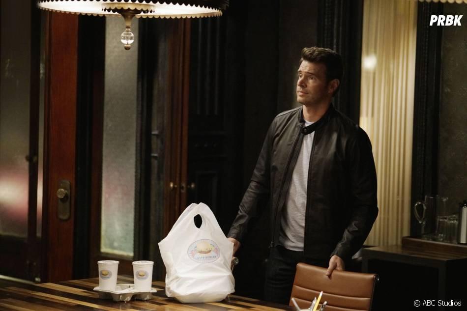 Scandal saison 5, épisode 5 : Scott Foley (Jake) sur une photo