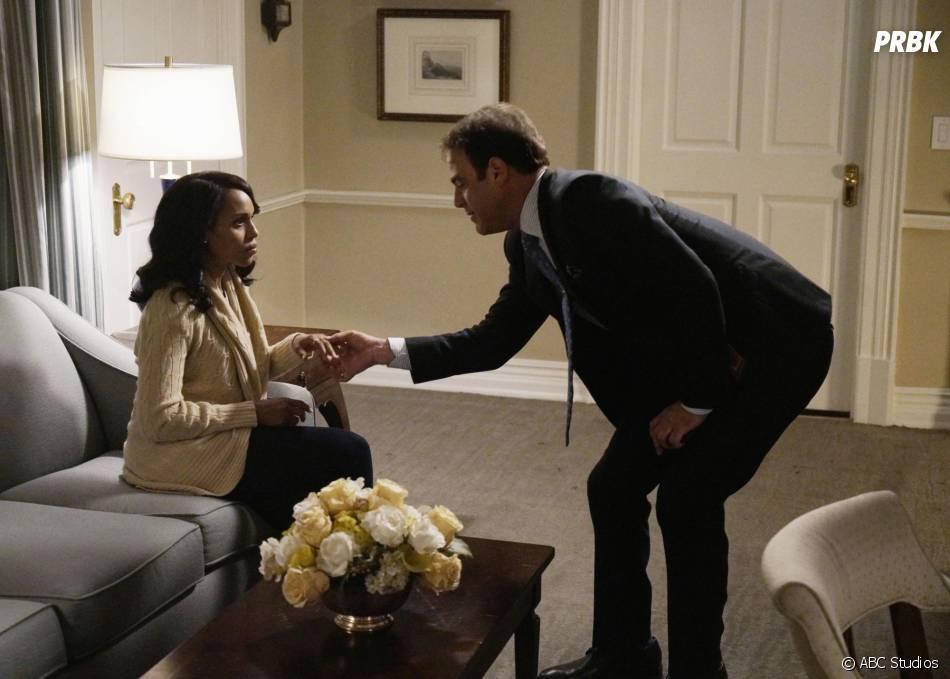 Scandal saison 5, épisode 5 : Leo (Paul Adelstein) de retour pour aider Olivia (Kerry Washington)