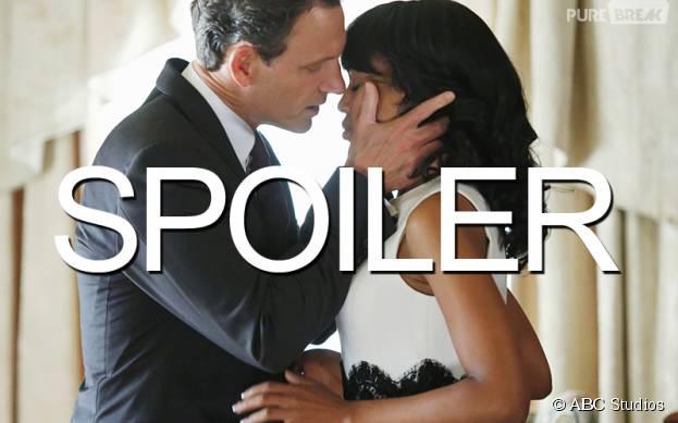 Scandal saison 5, épisode 5 : de l'orage dans l'air pour Olivia et Fitz ?
