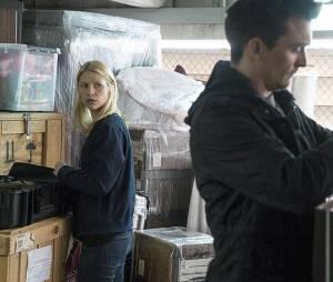 Homeland saison 5, épisode 4 : Carrie (Claire Danes) s'associe à Quinn (Rupert Friend)