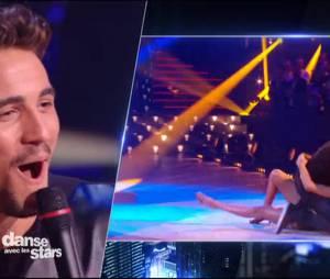 Danse avec les stars 6 : la vidéo de la chute d'Olivier Dion