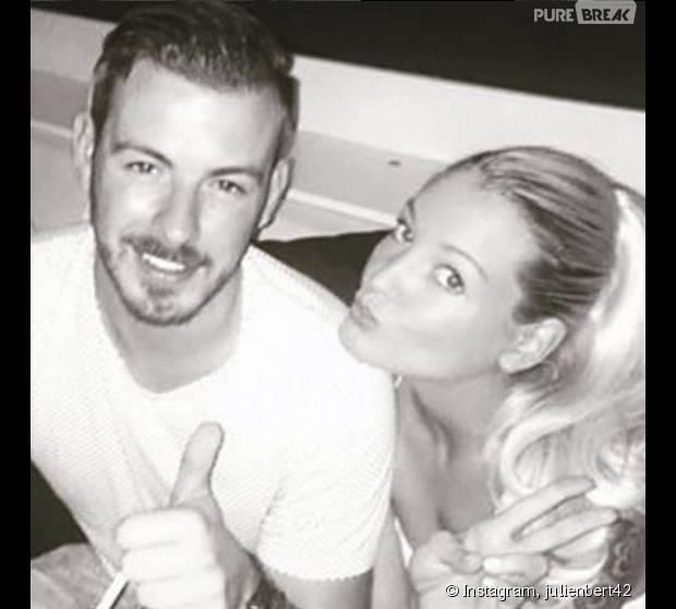 Julien Bert : pause sur Twitter après sa rupture avec Aurélie Dotremont