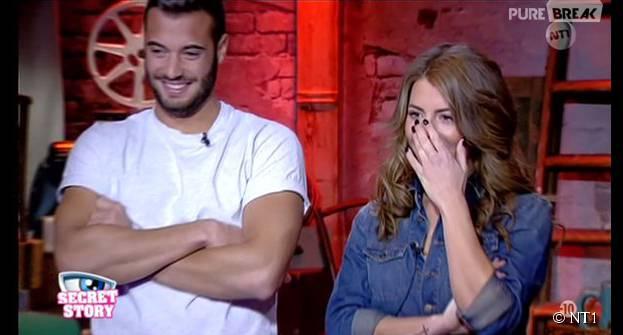 Secret Story 9 : Emilie et Loïc découvrent la mission secrète de Rémi et Coralie