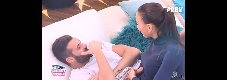 Secret Story 9 : des tensions entre Julie et Loïc dans la quotidienne du 29 octobre