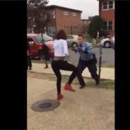 Une policière américaine calme une ado... avec une battle de danse : même Barack Obama est fan !
