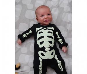 Naya Rivera : une adorable photo de son bébé Josey, le 31 octobre 2015 sur Instagram
