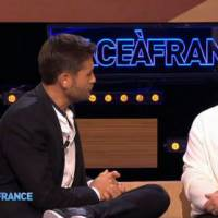 """Christophe Beaugrand face à Christine Boutin sur l'homosexualité : """"J'ai eu les larmes aux yeux"""""""