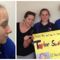 Taylor Swift : une fan mobilise Twitter pour la rencontrer avant de devenir sourde