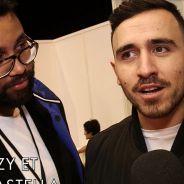 Kevin Razy et Anthony Lastella : des rencontres parfois délirantes au salon Video City