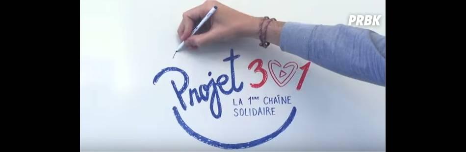 Projet 301 : Jhon Rachid se mobilise sur Youtube pour la bonne cause