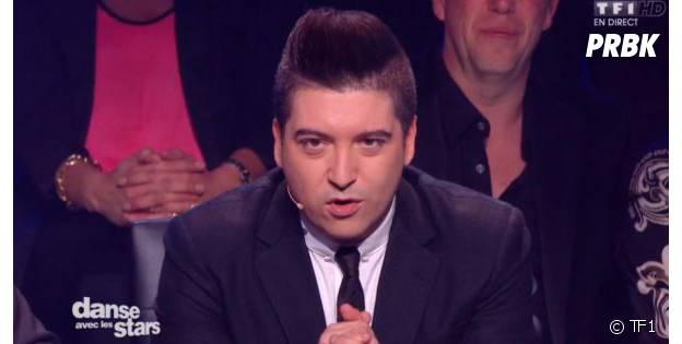 """Chris Marques, le jury """"méchant"""" de Danse avec les stars sur TF1"""