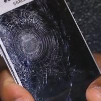 Présent au Stade de France au moment de l'attentat, son téléphone lui a sauvé la vie