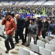 Le Stade de France après les attentats