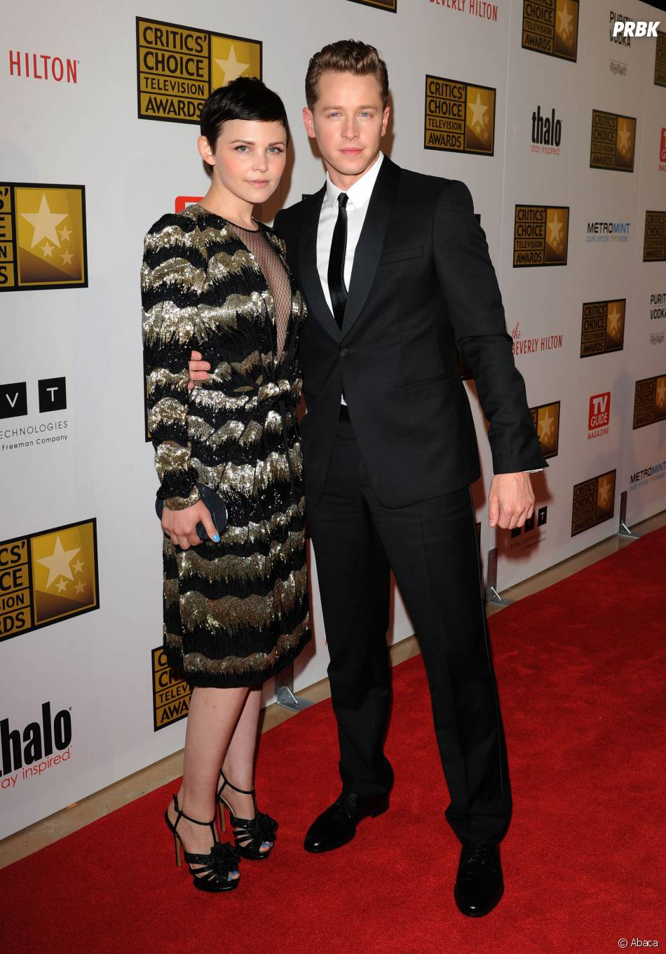 Once Upon a Time : Ginnifer Goodwin et Josh Dallas attendent un enfant