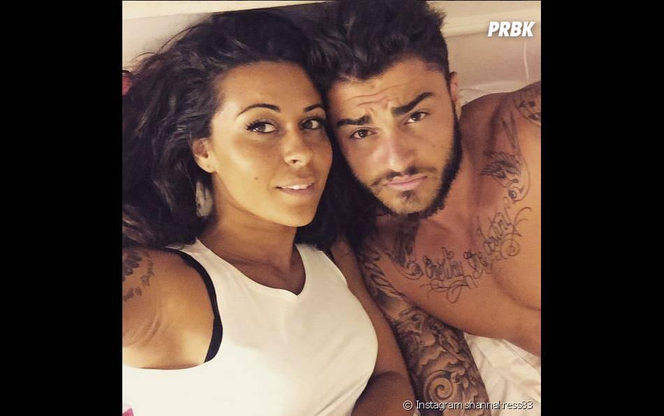 Shanna et Thibault (Les Anges 7) : photo de couple sur Instagram