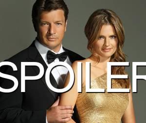 Castle saison 8 : bientôt un bébé pour Rick et Kate ?