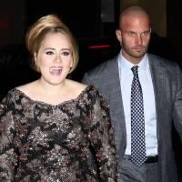 Adele : son nouveau garde du corps très sexy enflamme Twitter