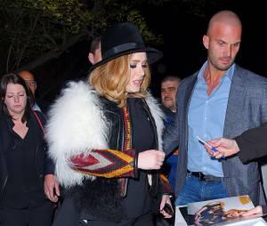 Adele : Peter Van der Veen, son garde du corps, fait le buzz