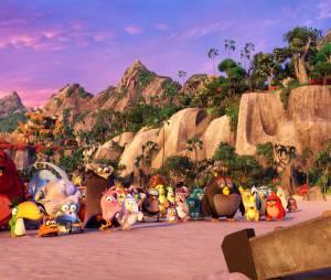 Angry Birds le film : les oiseaux se rebellent