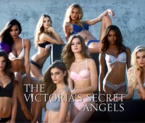 Selena Gomez et les Anges de Victoria's Secret dans un lip sync sexy