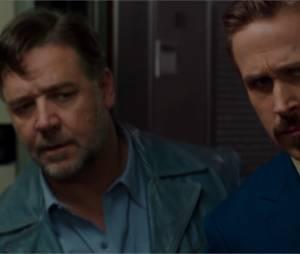 The Nice Guys : Ryan Gosling et Russell Crowe font équipe dans la bande-annonce
