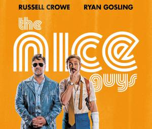 The Nice Guys : l'affiche du film
