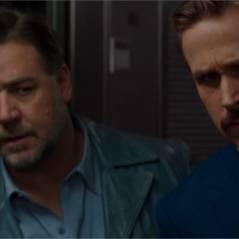 Ryan Gosling et Russell Crowe : duo délirant dans la bande-annonce de The Nice Guys