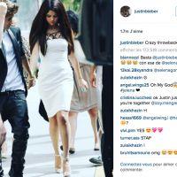 Justin Bieber accro à Selena Gomez ? Encore une ancienne photo du couple sur Instagram