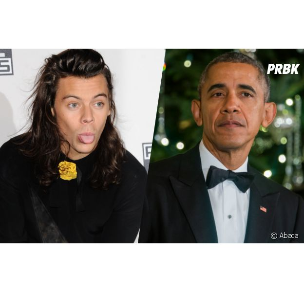 Harry Styles plus fort que Barack Obama sur Twitter