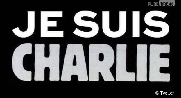Je suis Charlie : hashtag qui a marqué l'année 2015
