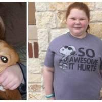Respect : à seulement 13 ans, elle a pris puis perdu 27 kilos, et déjà combattu deux cancers !